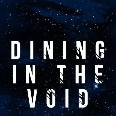 The Dining In The Void Cover Art